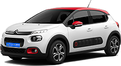 Citroen C3 or similar
