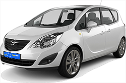 Opel Meriva or similar