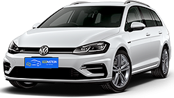 Volkswagen Golf S/W or similar